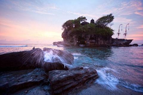 巴厘岛6天*梦幻之旅<海边超豪华酒店,海底漫步浮潜,圣瑞吉英伦下午茶,金塔马尼火山>