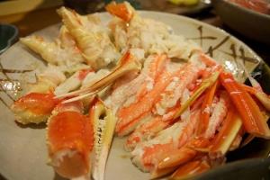 北海-食在东瀛 【札幌美食餐厅/日本料理花游膳】鲍鱼+三大螃蟹+黑毛和牛奢华会席晚餐。等待确认