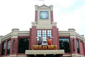 美国-【当地玩乐】新洲冒险水族馆-圣诞村-地下水帘洞-长木公园-好时巧克力世界2天游