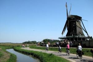 荷兰-【当地玩乐】欧洲荷兰风车村+羊角村一天游 阿姆斯特丹往返.等待确认