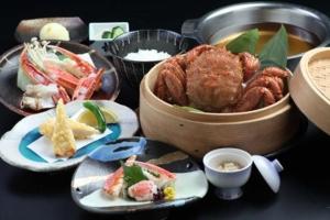 北海-食在东瀛【札幌 冰雪之门】札幌 螃蟹特餐。等待确认