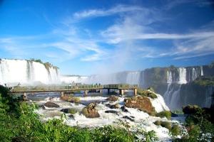阿根廷-【尚•深度】巴西、阿根廷14天*经典超值*香港往返*<冰川国家公园、伊瓜苏大瀑布、亚马逊热带雨林>