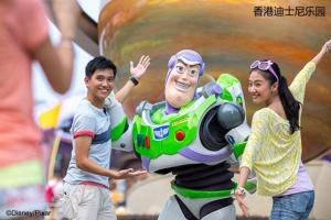 香港迪士尼-【门票*酒店】香港迪士尼乐园、香港都会海逸酒店2天*1日门票电子票*自由行套票