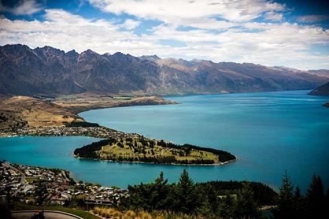新西兰 皇后镇-【当地玩乐】单订新西兰皇后镇瓦尔特峰高地牧场电动车越野之旅