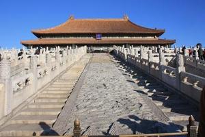 北京-【尚·深度】北京、高铁6天*漫享京城*住豪华酒店<颐和园品茗,黄包车游胡同>