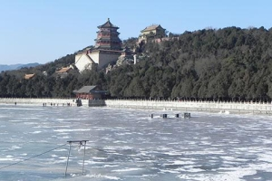 北京-【北京当地玩乐】天安门+故宫+颐和园+品海碗居炸酱面+远观鸟巢水立方1日游