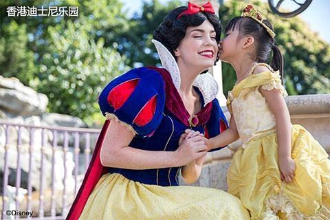 香港迪士尼乐园2天·全家乐·园内酒店·直通巴士