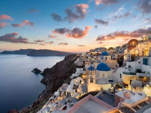 希腊-QR优品希腊浪漫邂逅8天*圣托里尼岛升级入住悬崖酒店*成都往返*等待确认
