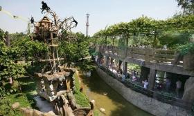 顺德长鹿农庄常规门票全票(送330元游乐金+动物园门票)
