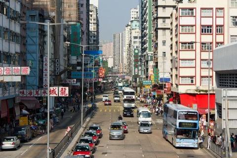 香港2天去程交通*香港8度海逸酒店*到香港买年货*直通巴士