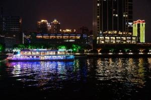 珠江夜游-珠江夜游(大沙头码头)