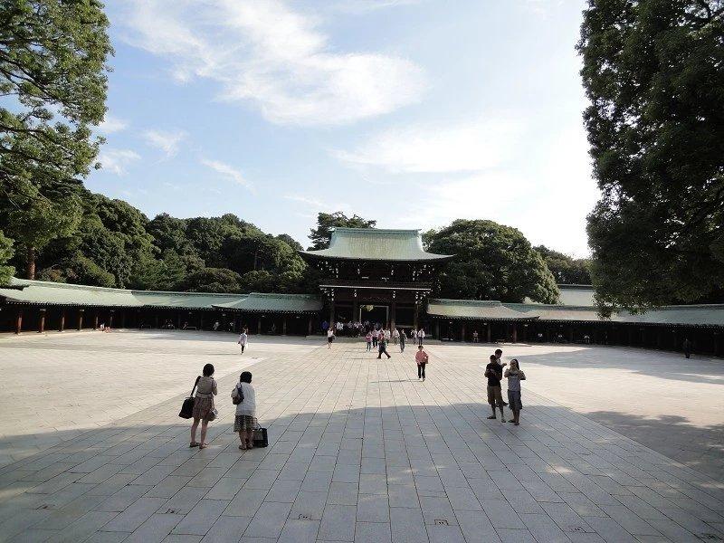 东京明治神宫