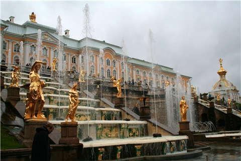 圣彼得堡 俄罗斯 欧洲 莫斯科-【乐·深度】俄罗斯7天*特惠CZX*小金环*广州往返<冬宫,火车软卧>