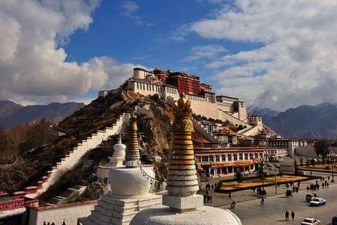 【广州青藏铁路】西藏拉萨布达拉宫林芝双卧10天*穗青藏