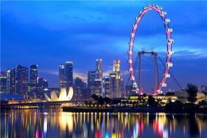 新加坡-【新加坡当地半日游】市区游+滨海湾花园