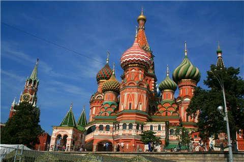 【尚•深度】俄罗斯『高铁双城』豪华9天