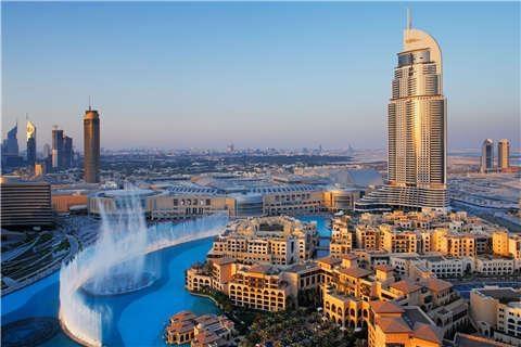 迪拜-【誉·休闲】阿联酋迪拜5天*帆船557*奢华*广州往返<帆船酒店170平方米复式海景套房,阿拉伯木船游运河>
