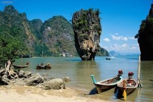 泰国-*【典·猎奇】泰国、普吉5天*超值*广州/香港往返<游艇海钓,海豚湾,日落晚餐>
