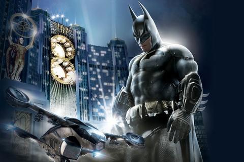 澳门新濠影汇8字摩天轮 蝙蝠侠夜神飞驰 威尼斯人餐券自由行1天