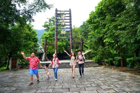 广州增城白水寨