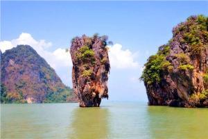 泰国-泰国【当地玩乐】代订普吉-PP岛往返交通大船船票 (南边Tonsai沙灘+北边Leam Tong沙灘)