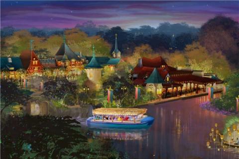 轻旅行系列:上海迪士尼•度假拈花湾禅意之旅双飞4天皇牌华东