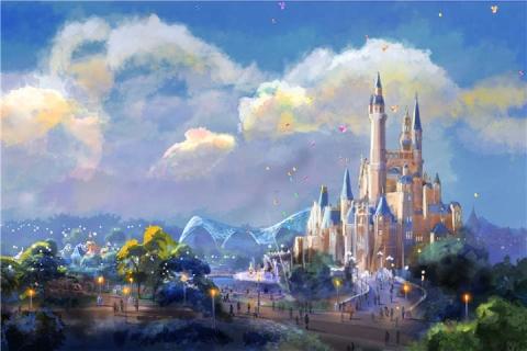 上海迪士尼•全景华东博览之旅双飞6天皇牌
