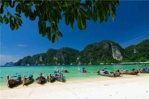 泰国-泰国【当地玩乐】代订普吉皇帝岛+珊瑚岛快艇一日游 -中文服务*等待确认
