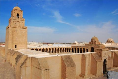 【典·深度】突尼斯8天*沙漠玫瑰<迦太基,蓝白小镇,撒哈拉沙漠门户,星战拍摄地马特马他,杰瑞德盐湖>