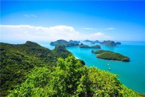 泰国-泰国【当地玩乐】代订苏梅安通国家海洋公园快艇一日游 (含划皮划艇)in sea*等待确认