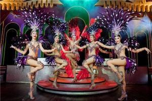 泰国-泰国【当地玩乐】代订普吉西蒙人妖秀门票VIP席(不包含接送)*等待确认