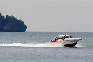泰国-泰国【当地玩乐】代订蜜月岛快艇一日游(麦通岛,私人岛屿)*等待确认