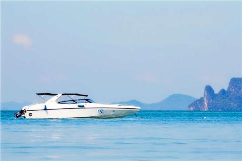 泰国【当地玩乐】代订普吉皇帝岛快艇一日游(中文服务)|跟团游