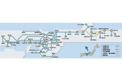 日本-日本【铁路通票】JR关西&北陆地区周游券7日票