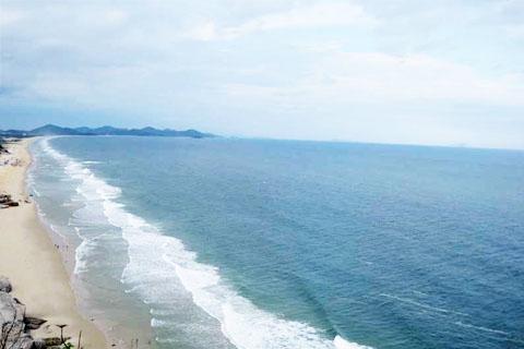 【汽车跨省】广西、南宁、北海3天*德天跨国大瀑布*北海十里银滩