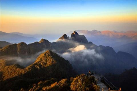 湖南2天*郴州莽山国家森林公园、高山森林温泉
