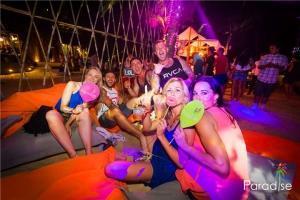 泰国-泰国【当地玩乐】代订普吉天堂沙滩俱乐部派对夜间票(09:30--Late)