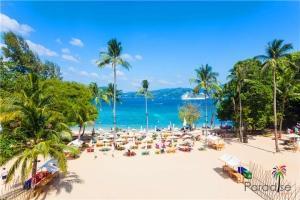 泰国-泰国【当地玩乐】代订普吉天堂沙滩俱乐部派对白天票(09:30—19:30)