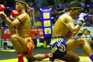 泰国-泰国【当地玩乐】代订芭提雅MAX泰拳馆(热血传奇)普通座