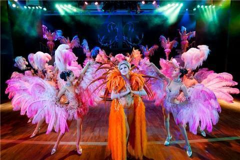 曼谷-泰国【当地玩乐】代订曼谷克里普索人妖秀门票