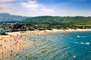 惠州-【海滩直通车】惠州双月湾2天*海平线*高级酒店*标双