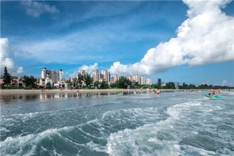 惠州双月湾2天.度假村豪华酒店.园景标双
