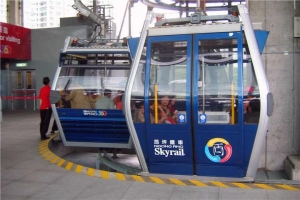 【休闲】香港昂坪2天*海陆空*双程标准缆车*直通巴士