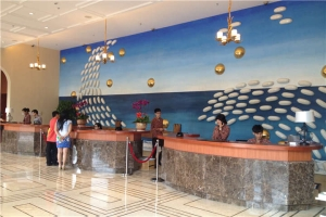 惠州-【海滩直通车】惠州双月湾2天*微豪思湾舍酒店*豪华酒店*湾景标双
