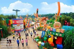 【L签名单】香港迪士尼乐园2天*全家乐*L签资料专用