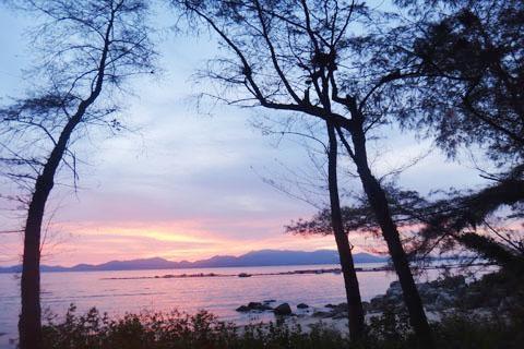 珠海-【海岛】珠海外伶仃岛2天*住悠活度假酒店