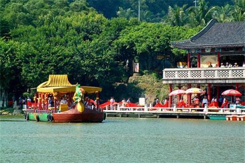 珠海-【休闲】珠海环岛游、圆明新园1天*含餐