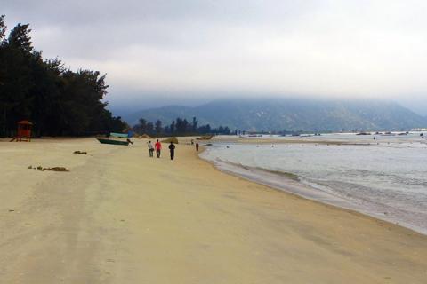 【海滩】惠州大亚湾2天*清泉古寺祈福*海味市场