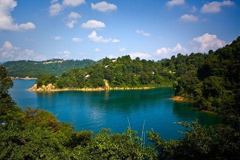 河源-【生态/温泉】河源万绿湖游船、水晶温泉两天游
