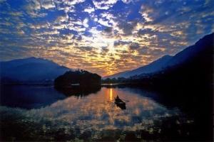 赏花-【生态】从化1天*流溪河森林公园*游船上猴岛*环湖栈道